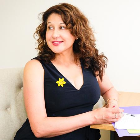 Michelle Calvert EMDR Practitioner